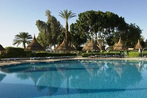Egypte-Louxor, Hôtel Jolie Ville Kings Island 5*