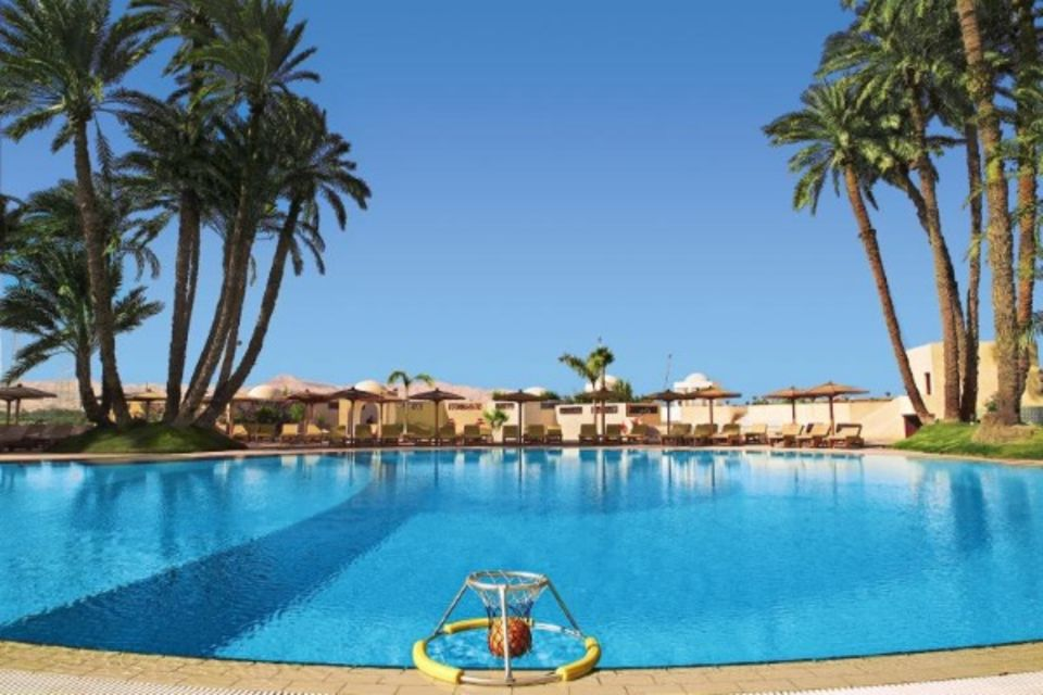 Hôtel Top Clubs Cocoon Mercure Luxor Karnak Louxor Egypte