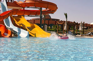 Egypte-Marsa Alam, Hôtel Happy Life Beach 4*