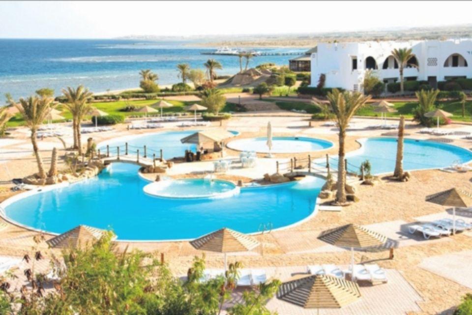 Hôtel Three Corners Equinox Resort Mer Rouge Egypte