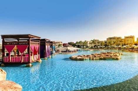Egypte-Sharm El Sheikh, Hôtel Rixos Sharm El Sheikh 5*