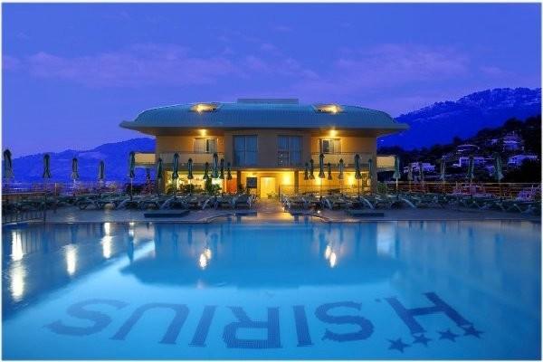 Hotel Checkin Sirius Santa Susanna Espagne