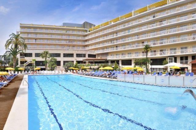 Espagne : Hôtel GHT Oasis Park & Spa