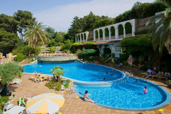 Hotel Guitart Gold Central Park Resort Spa Lloret Mar Espagne