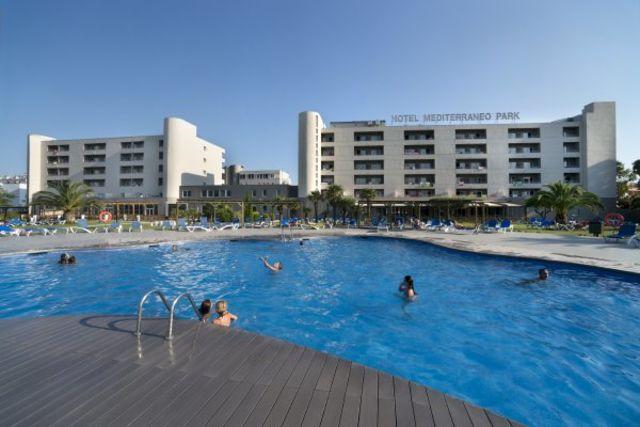 Espagne : Hôtel Mediterraneo Park (sans transport)