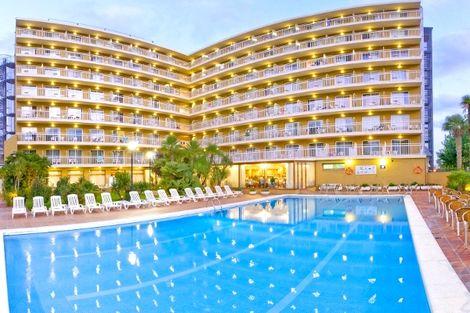 Espagne-Calella, Hôtel Président 3*