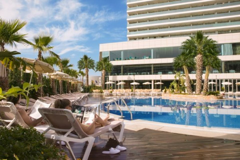 Hôtel AR Diamante Beach (vols non inclus) Costa Blanca Espagne