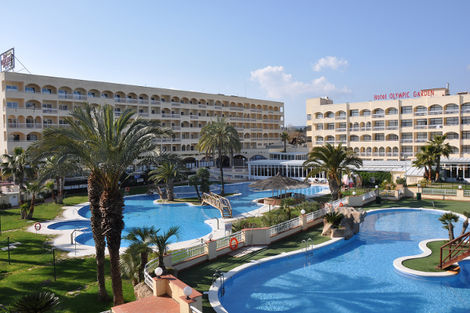 Espagne-Lloret De Mar, Hôtel Evenia Olympic Park 4*