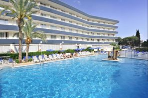 Espagne-Lloret De Mar, Hôtel GHT Aquarium & Spa 4*