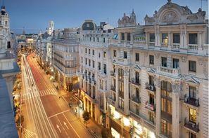 Espagne-Madrid, Hôtel H10 Villa de la Reina 4*