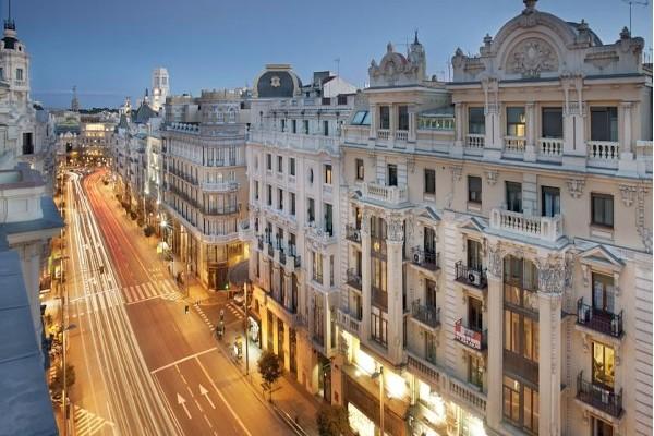 Avenue - H10 Villa de la Reina Hotel H10 Villa De La Reina4* Madrid Espagne