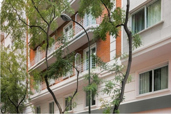 façade - NH - Zurbano Hotel Nh - Zurbano4* Madrid Espagne