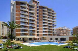 Espagne-Malaga, Hôtel Mainare Playa 4*