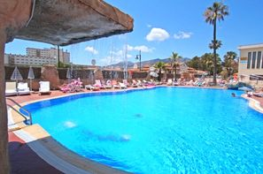 Espagne-Malaga, Hôtel Marconfort Beach 4*