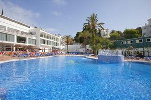Espagne-Malaga, Hôtel Maxi Club Palia Las Palomas 4*