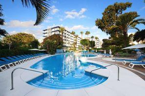 Espagne-Malaga, Hôtel Palmasol 3*