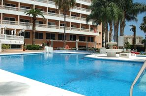 Espagne-Malaga, Hôtel Parasol Garden 3*