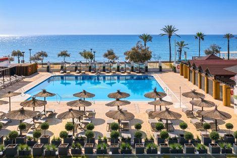 Espagne-Malaga, Hôtel Occidental Fuengirola 4*