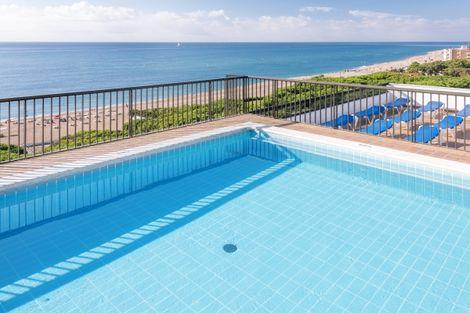 Espagne-Malgrat De Mar, Hôtel Tropic Park 4*