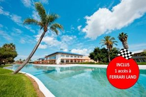 Espagne-Salou, Hôtel Caribe 4* avec accès illimité à PortAventura Park et une entrée à Ferrari Land