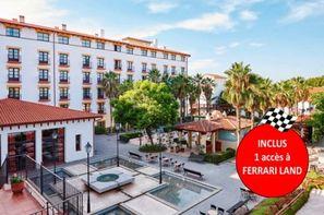 Espagne-Salou, Hôtel El Paso 4* avec accès illimité à PortAventura Park et une entrée à Ferrari Land