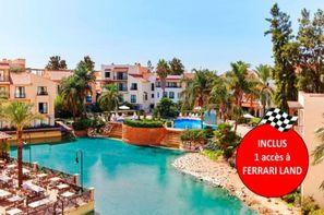 Espagne-Salou, Hôtel PortAventura 4* avec accès illimité à PortAventura Park et une entrée à Ferrari Land