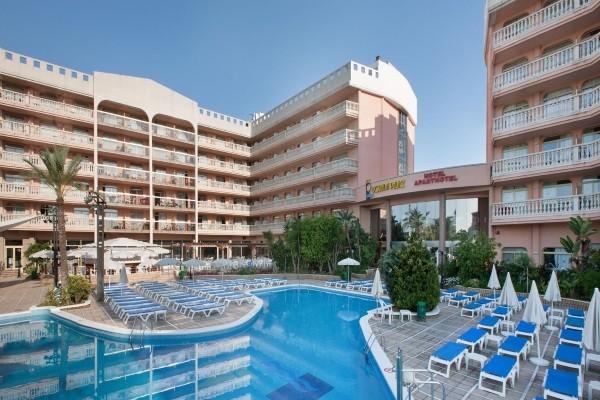 Hotel Dorada Palace Jours Daccès Consécutifs à PortAventura - Hotel caraibes port aventura