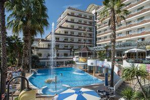 Espagne-Santa Susanna, Hôtel Indalo Park 3*
