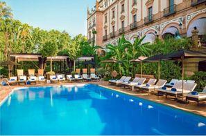 Espagne-Seville, Hôtel Alfonso XIII 5*