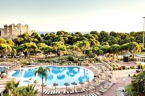 Espagne-Seville, Club Kappa Club Barcelo Andalucia 4*