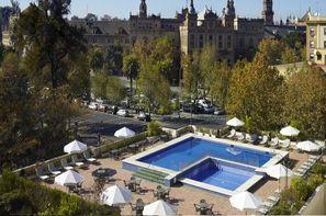 Espagne-Seville, Hôtel Melia Sevilla 4*