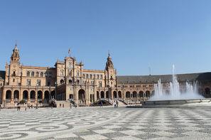 Espagne-Seville, Résidence locative Pierre & Vacances Résidence Sevilla
