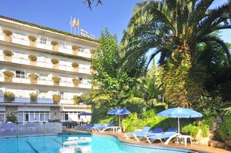 Espagne-Tossa De Mar, Hôtel GHT Neptuno 3*