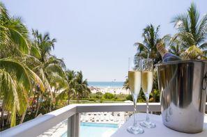 Etats-Unis-Miami, Hôtel Sagamore Art Hotel 4*