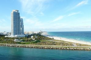 Etats-Unis-Miami, Hôtel Grand Beach 4*