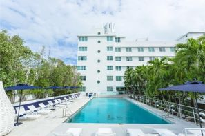 Etats-Unis-Miami, Hôtel Albion South Beach 3*