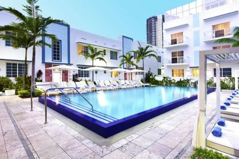 Etats-Unis-Miami, Hôtel Framissima Immersion Pestana South Beach 4*