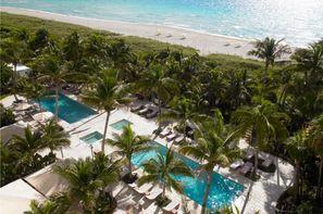 Etats-Unis-Miami, Hôtel Grand Beach 4*