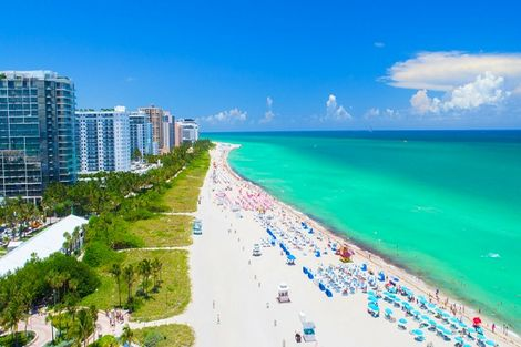 Etats-Unis-Miami, Hôtel Kappa City Miami - WPH South Beach 4* 4*