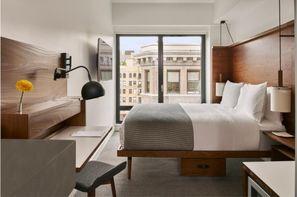 Etats-Unis-New York, Hôtel Arlo Soho 4*