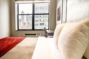 Etats-Unis-New York, Hôtel Comfort Inn Midtown West 3*