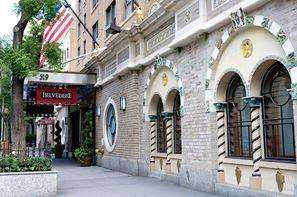 Etats-Unis-New York, Hôtel Belvédère 4*