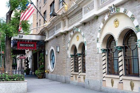 Hôtel Belvedere Grandes Villes, Cote Est Etats-Unis