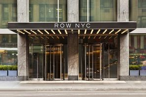Etats-Unis-New York, Hôtel Row Hotel 4*