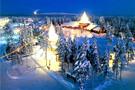 Noël à l'hôtel Lapland Riekonlinna