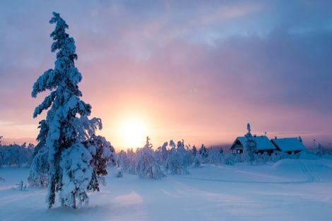 Finlande-Kittila, Hôtel Club Saaga 4*