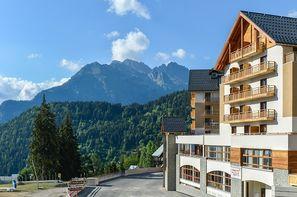 France Alpes-Alpe d'Huez, Club Village Club du Soleil Oz en oisans ETE 4*