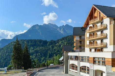 France Alpes-Alpe d'Huez, Club Village Club du Soleil Oz en oisans 4*