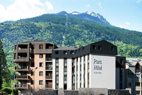 France Alpes-Briancon, Hôtel Soleil Vacances Parc Hotel 4*