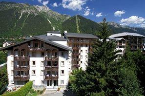 France Alpes-Chamonix, Résidence avec services Pierre & Vacances La Rivière